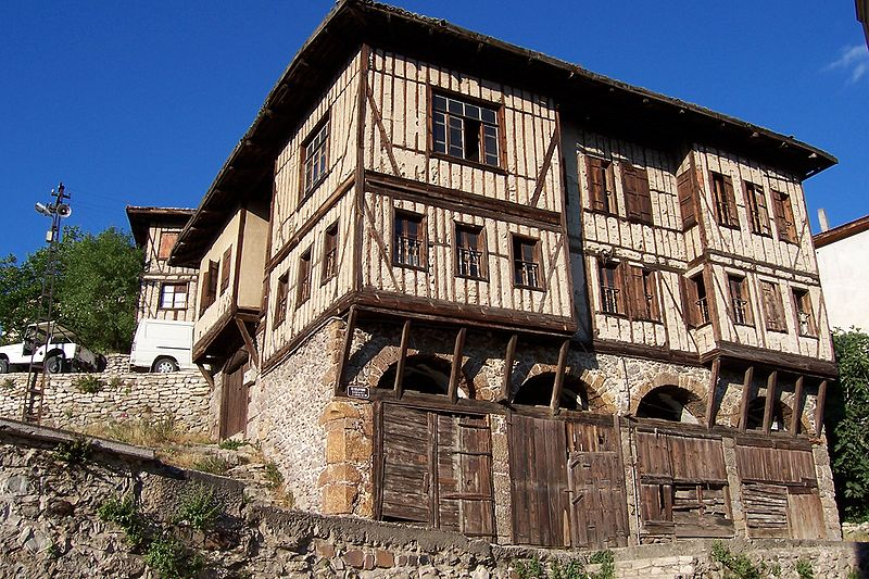 Traditional houses of Safranbolu, Karabük, Turkey. Image: Uğur Başak.