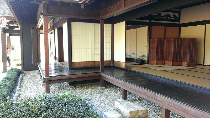 Traditional Japanese home. Image: Jay Walsh